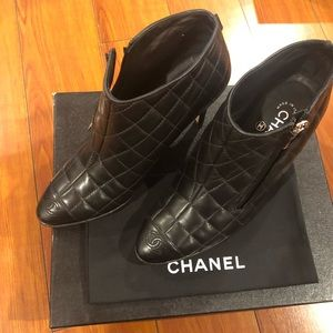 🔴🔴Chanel Ankle Boots🔴🔴